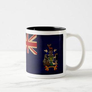 South Georgia and Sandwich Islands Flag Mug