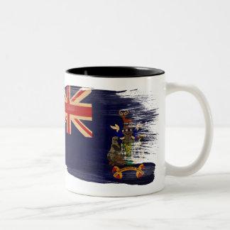 South Georgia and South Sandwich Islands Flag Mug