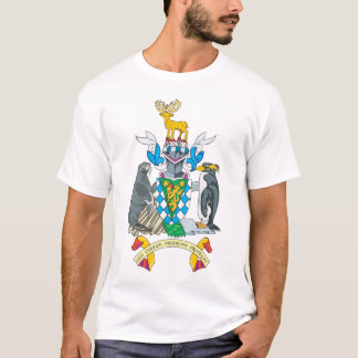 South Georgia Coat of Arms T-shirt