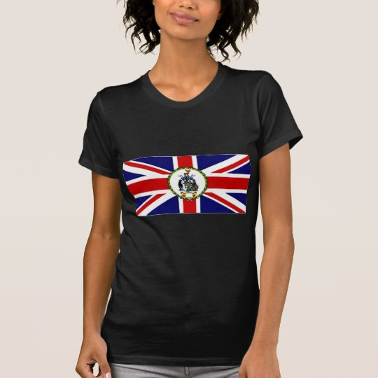 South Georgia South Sandwich Islands Flag alt T-Shirt