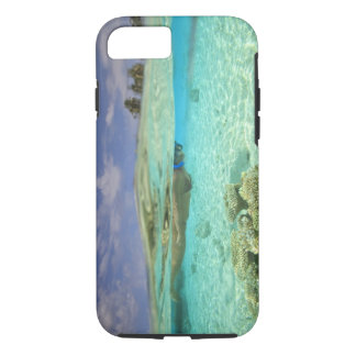 South Huvadhoo Atoll, Southern Maldives, Indian iPhone 7 Case