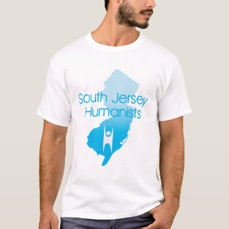 South Jersey Humanists Logo T-Shirt