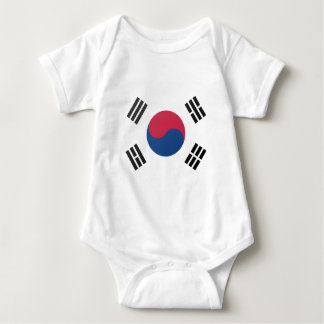 South Korea Baby Bodysuit
