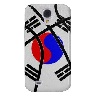South Korea Basketball iPhone 3G/3GS Case