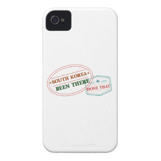 South Korea Been There Done That Case-Mate iPhone 4 Case