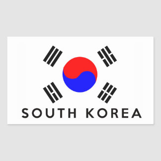 south korea country flag symbol name text sticker