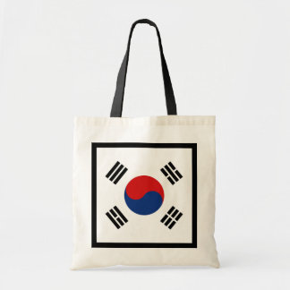 South Korea Flag Bag