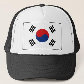 South Korea Flag Hat