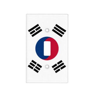 South Korea flag Light Switch Cover