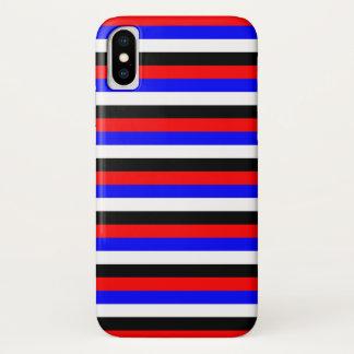South Korea flag stripes lines colors pattern Case-Mate iPhone Case