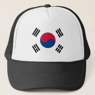 South Korea Flag Trucker Hat