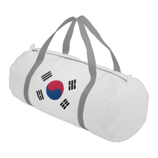 South Korea Gym Bag