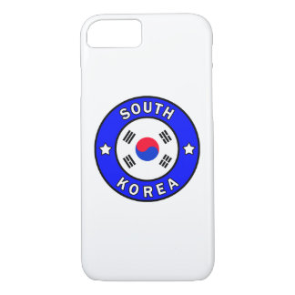 South Korea iPhone 8/7 Case