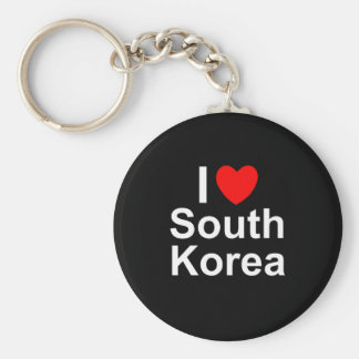 South Korea Keychain