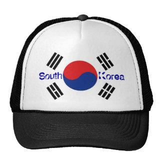 South Korea korean flag souvenir hat