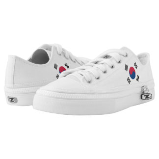 South Korea Low-Top Sneakers