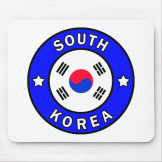 South Korea Mouse Pad