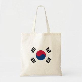South Korea National World Flag Tote Bag