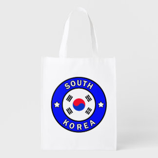 South Korea Reusable Grocery Bag