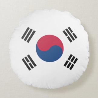 South Korea Round Pillow