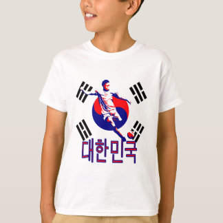 South Korea Soccer 2010 #2 T-Shirt