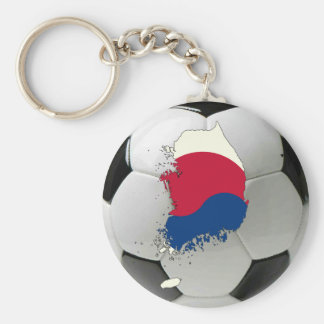 South Korea soccer Keychain