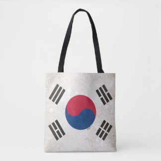South Korea Tote Bag