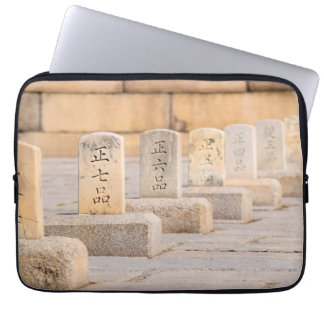 South Korea Tourism Laptop Sleeve