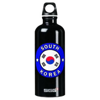 South Korea Water Bottle