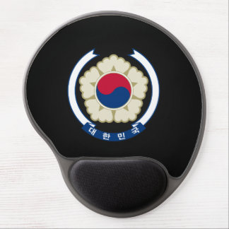 South Korean emblem Gel Mouse Pad