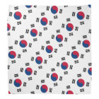 South Korean flag bandana | Colours of Korea