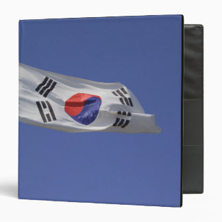 South Korean Flag Binder