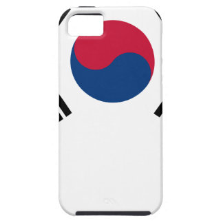 South Korean Flag Case For The iPhone 5