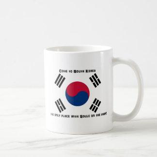 South Korean Flag Coffee Mug