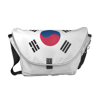 South Korean flag Courier Bag