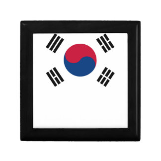 South Korean Flag Gift Box