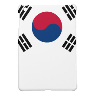 South Korean Flag iPad Mini Case