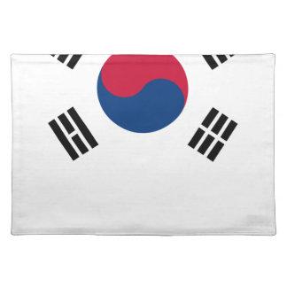 South Korean Flag Placemat