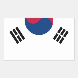 South Korean Flag Sticker
