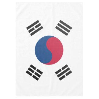 South Korean flag Tablecloth