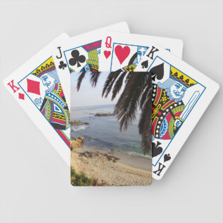 south laguna beach bicycle playing cards