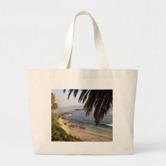 south laguna beach large tote bag
