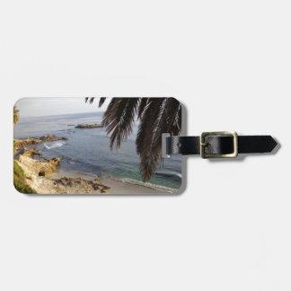 south laguna beach luggage tag