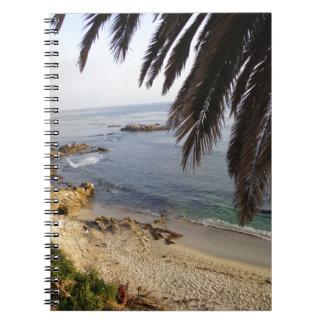 south laguna beach notebook