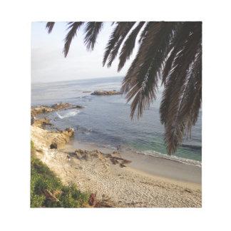 south laguna beach notepad