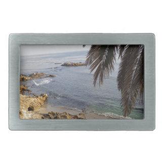 south laguna beach rectangular belt buckle