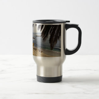 south laguna beach travel mug