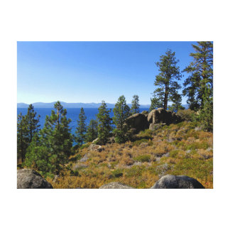 South Lake Tahoe Canvas Print