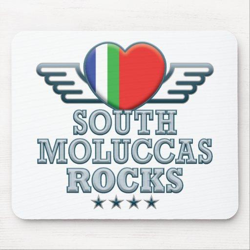 South Moluccus Rocks v2 Mouse Mats