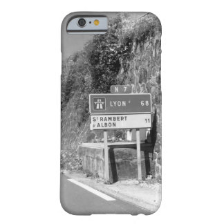 South of France Barely There iPhone 6 Case